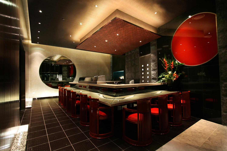 018 寿司カウンター
