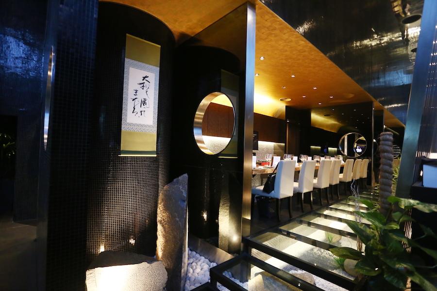 寿司 カウンター